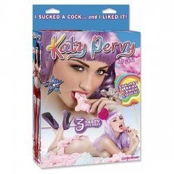 Katy Pervy blow-up doll