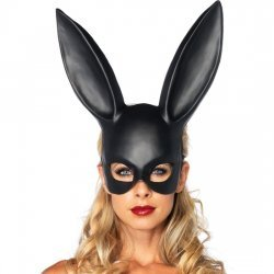 Leg Avenue mask large ears of rabbit black