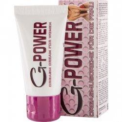 G Power Orgasm Crema Femenina