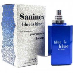 Saninex Perfume Phéromones Ellos Blue is Blue