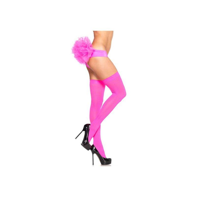 coño rosa medias de nylon