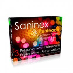 3 Floral aromatic dotted Saninex units