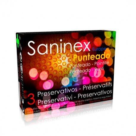 Saninex Punteado Aromático Floral 3 Unidades