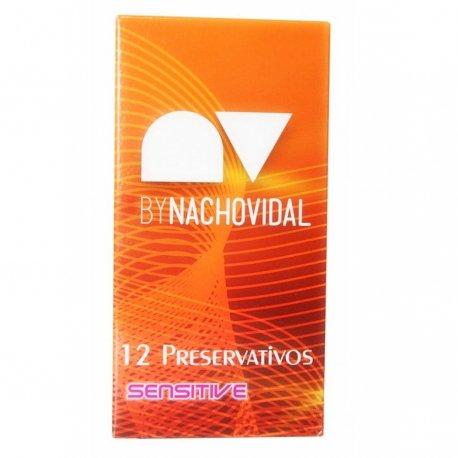 Preservativos Nacho Vidal Ultrafinos 12 Uds