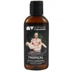 Nacho Vidal Aceite Tropical con Potenciador Feromonas 100 ml
