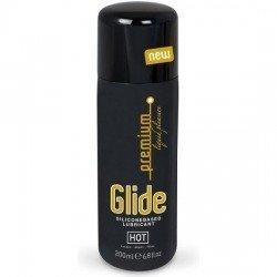 Hot Glide Lubricante Silicona 200 ml