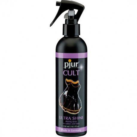 Pjur Cult Spray 250 ml Limpiador Látex y Goma