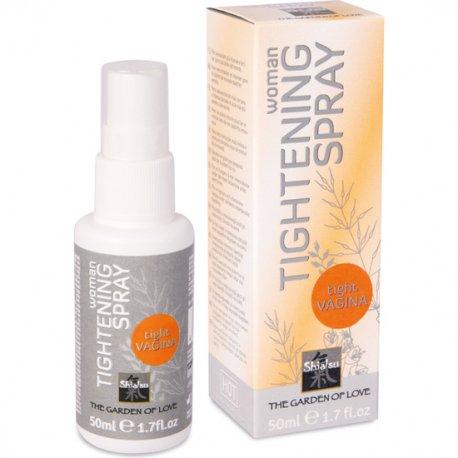 Shiatsu Tightening Spray Estimulante Femenino 50 ml