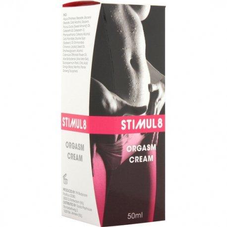 Stimul 8 Crema de Orgasmo