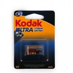 Pila Cámara Ultra Litio CR2 3V Kodak