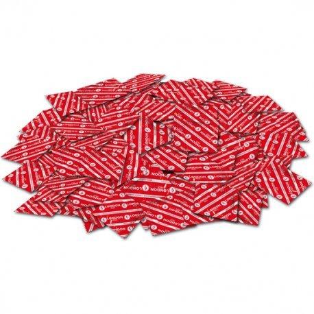Preservativos London Red Bolsa 100 Uds