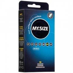 Mysize 64 preservativos XXL 10 Uds