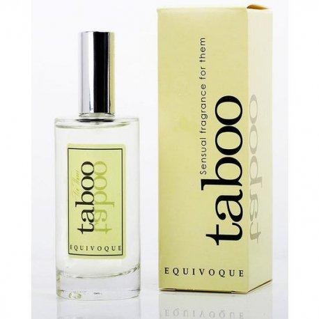 Taboo Equivoque Perfume con Feromonas para Él y Ella