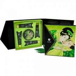 Shunga collection secrets of a Geisha tea Green