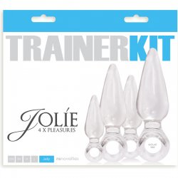Jolie Kit de Plug 4Pc en Diferente Tamaño