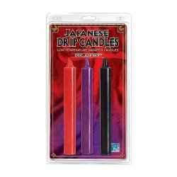 Set Japanese candlesticks