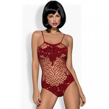Body Teddy B218 Rojo