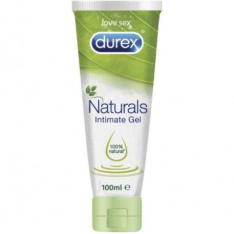 Durex Gel Lubricante Naturals Intimate 100 ml