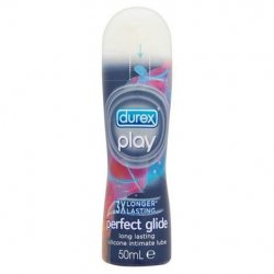 Durex Pkay Perfect Glide Silicona 50 ml
