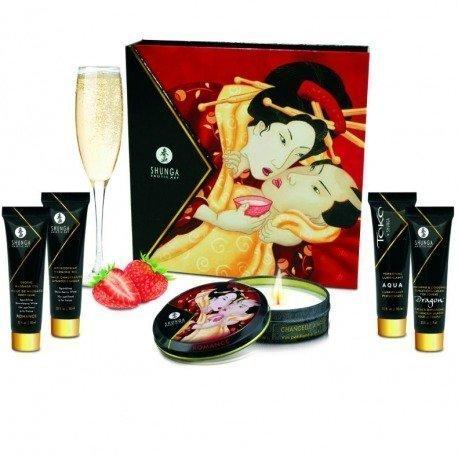 Kit Colección Geisha Vino Espumoso