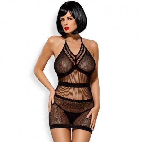 Vestido de Redecilla Sexy D115