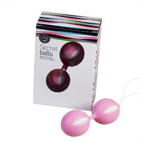 Secret Balls Bolas Chinas Rosa