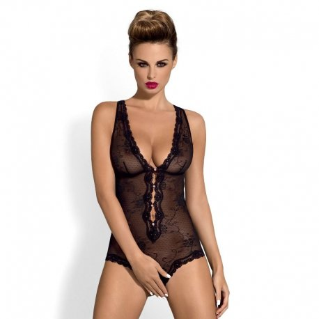 Body Fiorenta Teddy Negro