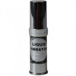 Vibrador Líquido Estimulador Unisex Strong Estimulator 15 ml