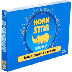 Hornstar Oyster V – 10 cápsulas
