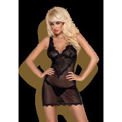 Cheatings Emperita Chemise black