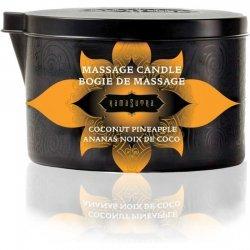 Massage bougie noix de coco et ananas