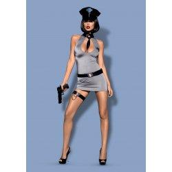 Disfraz de Policia NYPD Obsessive