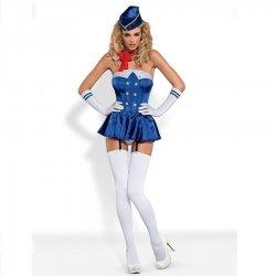 Disfraz Azafata Stewardess