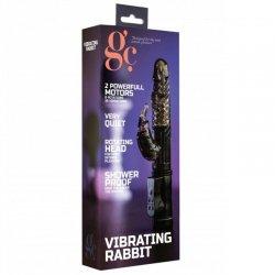 Rabbit Vibrador Negro