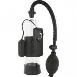 Pénis pompe à érection avec vibrateur