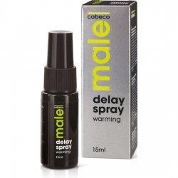Chaleur d'effet Spray masculin pour les hommes