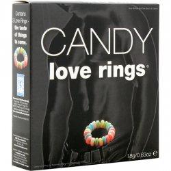 Candy anneaux pour pénis