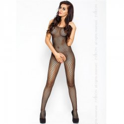 Erotic Line Catsuit Negro BS010