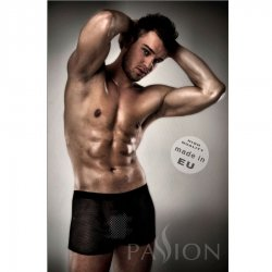 Boxers Men Red Lingerie Black