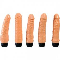 Vibrators Kit: 5 beautiful