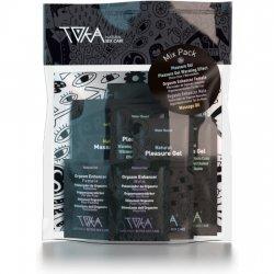 Toka Pack: Kit de Lubricantes y Afrodiasíacos