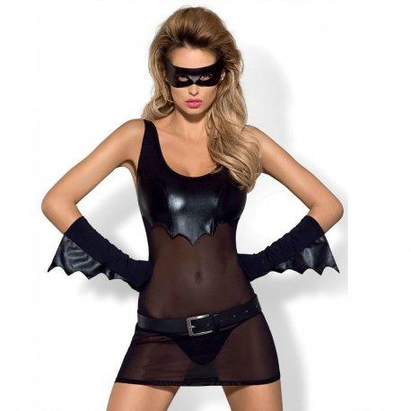 Batty 5Pcs Disfraz Vampira