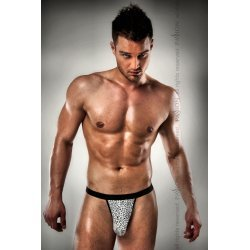 Thong Leopard 013 Men
