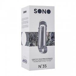 Extension Para el Pene Sono N 35 Transparente