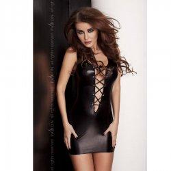 Lyzzy noir robe Sexy