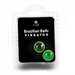 Set 2 Bolas Brasileñas con Lubricante