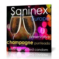 En pointillés Saninex aromatiques Champagne 1 Ud