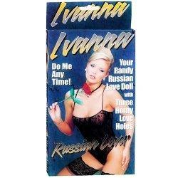 Ivanna Erotic 3 Orificios