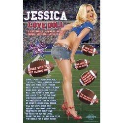Jessica Sexy Muñeca Animadora