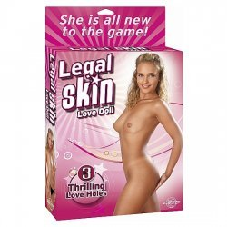 Legal Skin Love doll